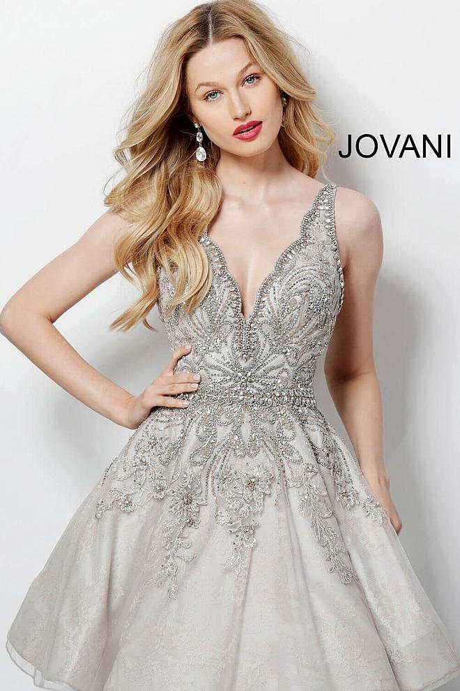Koktejlové šaty Jovani 62396