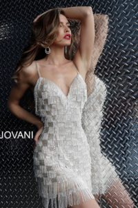 Koktejlové šaty Jovani 62817