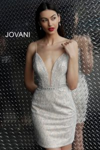 Koktejlové šaty Jovani 63906