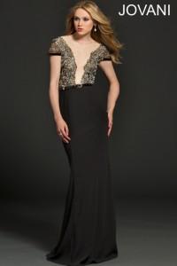 Večerní  šaty  skladem Jovani 91091