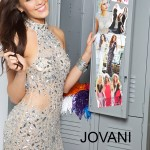 Maturitní šaty Jovani 92930 foto 3