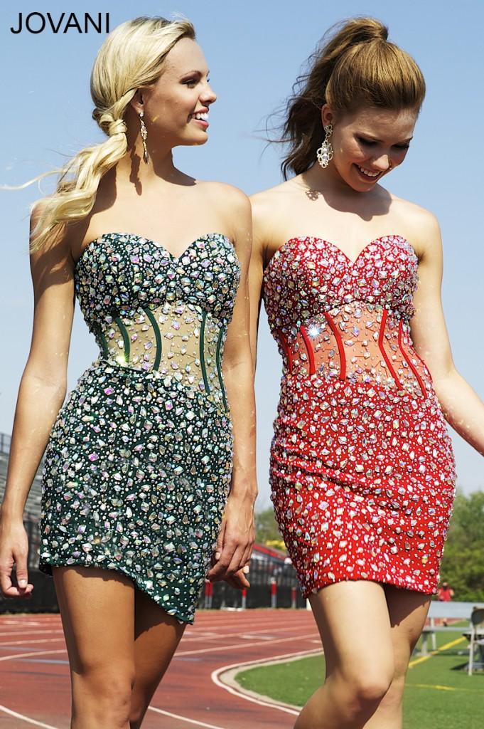 Maturitní šaty Jovani 94225