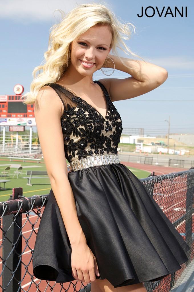 Maturitní šaty Jovani 98257