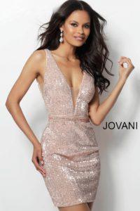 Koktejlové šaty Jovani 66030