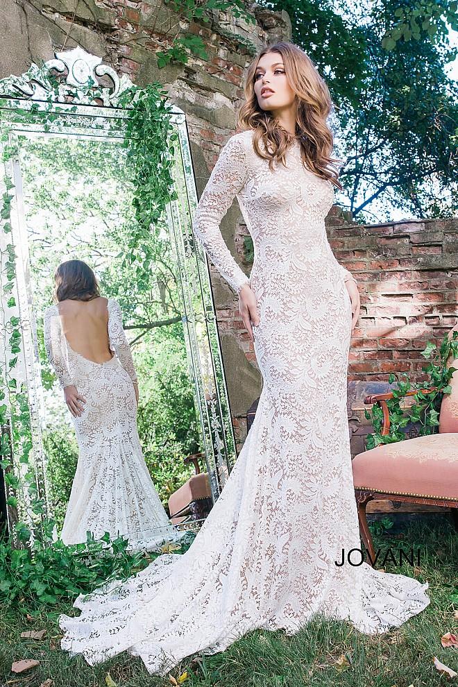 Svatební šaty Jovani JB32987