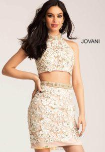 Koktejlové šaty Jovani 55241