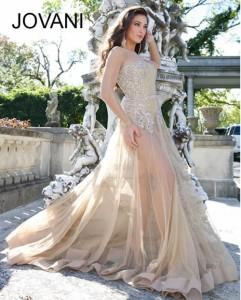 Luxusní šaty Jovani 157613