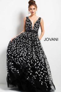 Plesové šaty Jovani 55704
