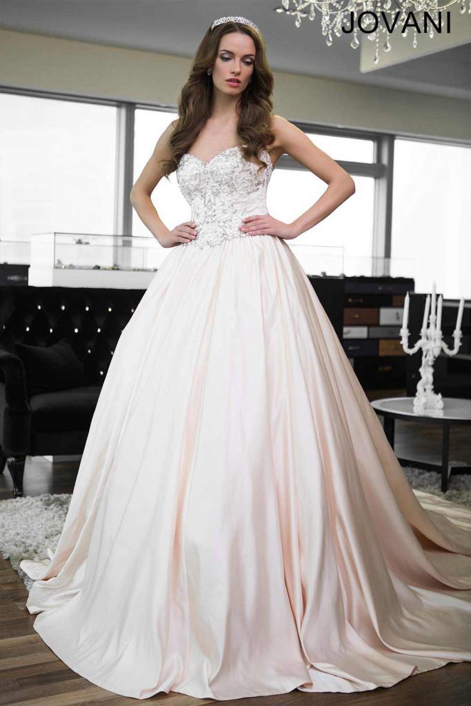 Svatební šaty Jovani JB209101