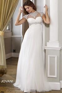 Luxusní svatební šaty Jovani 310005