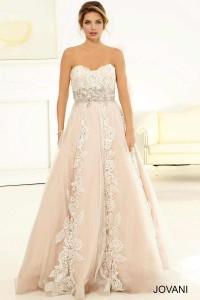 Svatební šaty Jovani JB73533