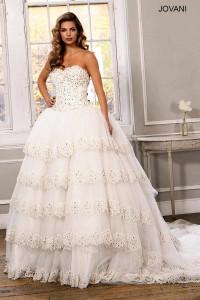 Svatební šaty Jovani JB91282