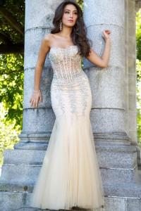 Plesové šaty Jovani 5908