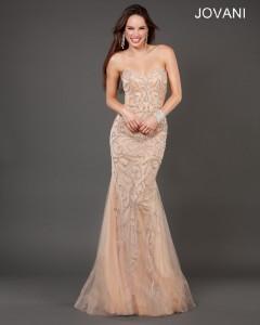 Plesové šaty Jovani 72651
