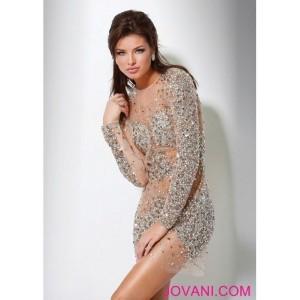 Koktejlové šaty Jovani 7757