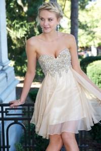 Krástké šaty Jovani 92110