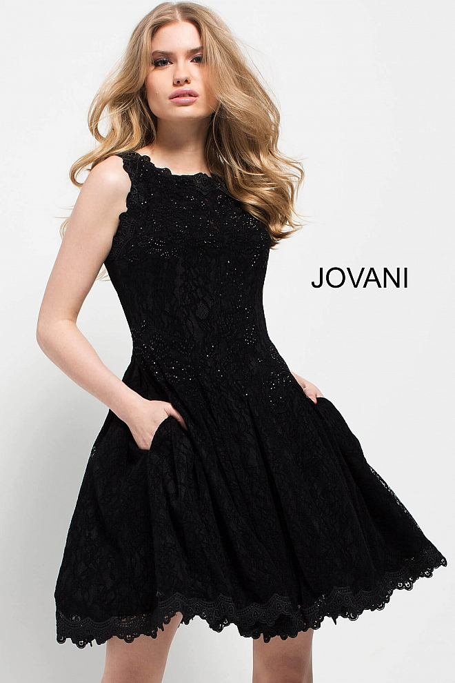 Maturitní šaty Jovani 52088