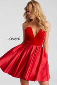 Koktejlové šaty Jovani 52108