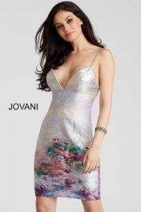 Koktejlové šaty Jovani 52226