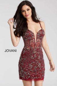 Koktejlové šaty Jovani 52257