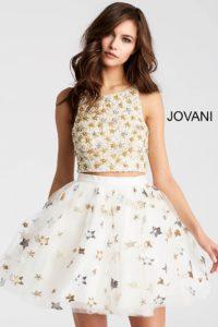 Koktejlové šaty Jovani 54596