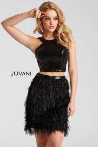 Koktejlové šaty Jovani 55053