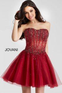 Maturitní šaty Jovani 55142