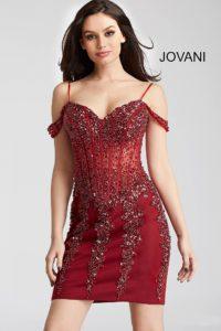 Maturitní šaty Jovani 55226