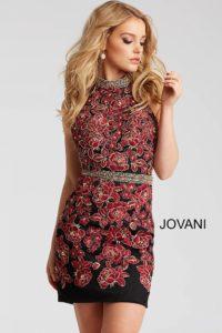 Koktejlové šaty Jovani 55326