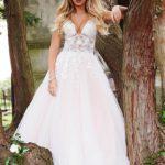 Plesové šaty Jovani 55634 foto 2