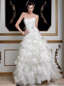 Svatební šaty Jovani JB14645