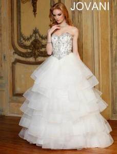 Svatební šaty Jovani JB92172