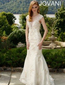 Svatební šaty Jovani JB90858