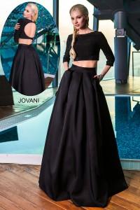 Plesové  šaty  skladem Jovani 24572