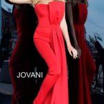 Večerní šaty Jovani 1093 foto 4