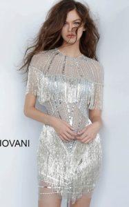 Koktejlové šaty Jovani 11999