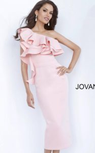 Koktejlové šaty Jovani 1306