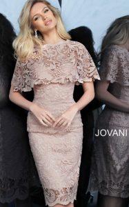 Koktejlové šaty Jovani 1401