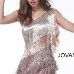 Koktejlové šaty Jovani 1411 foto 2