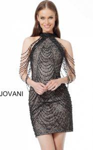 Koktejlové šaty Jovani 1677