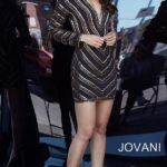 Koktejlové šaty Jovani 1761 foto 1
