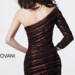 Koktejlové šaty Jovani 1764 foto 2