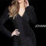 Koktejlové šaty Jovani 1784 foto 3