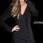 Koktejlové šaty Jovani 1784 foto 2