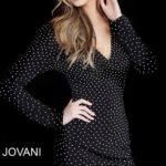 Koktejlové šaty Jovani 1784 foto 1
