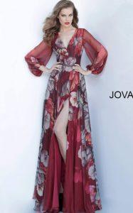 Večerní šaty Jovani 2024