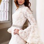 Svatební šaty Jovani 22201 foto 3