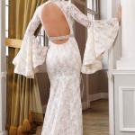 Svatební šaty Jovani 22201 foto 2