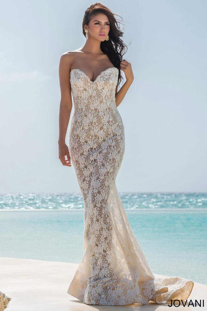 Luxusní šaty Jovani 22210