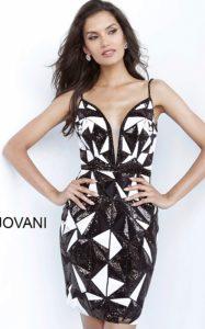 Koktejlové šaty Jovani 2251